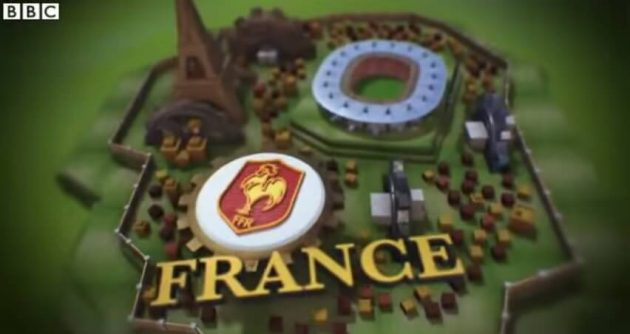 La BBC et sa version « Game of Thrones » du tournoi des 6 nations