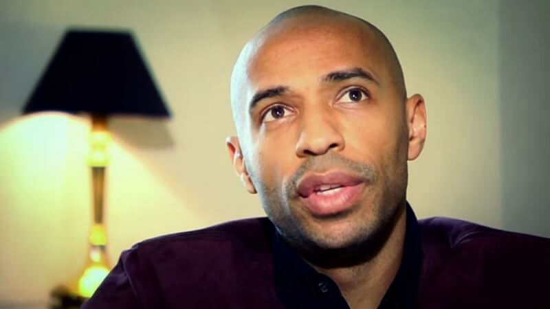 "Interview Thierry Henry : ""La main ? On aurait dit que j ..."