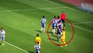 Lee-Bum-young, penalty