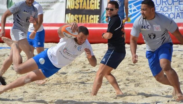 Ovale Beach Rugby Five: du rugby sur sable pour plus d'action et de spectacle !