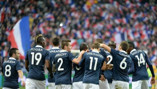 Coupe du Monde 2018: la France hérite d'un groupe difficile
