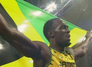 Usain Bolt, 200-m, video