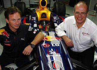 Christian Horner, Red Bull, Renault