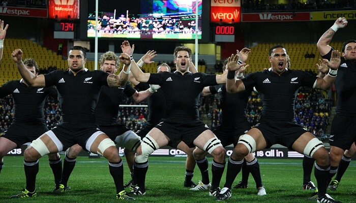 all blacks, nouvelle-zélande, haka