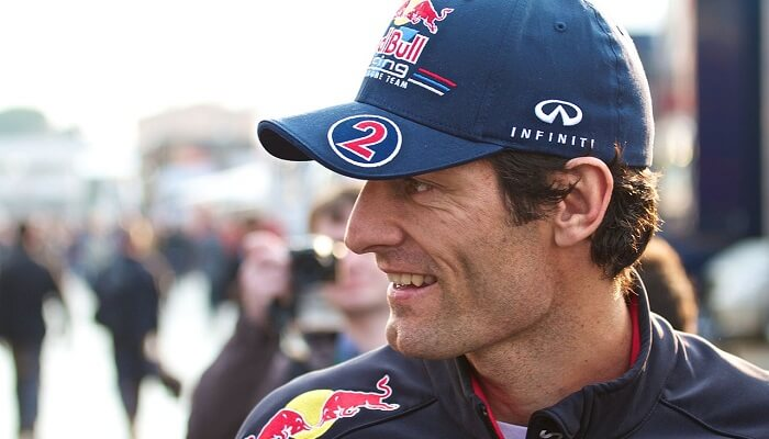 Mark Webber, Red Bull, formule 1, 2016