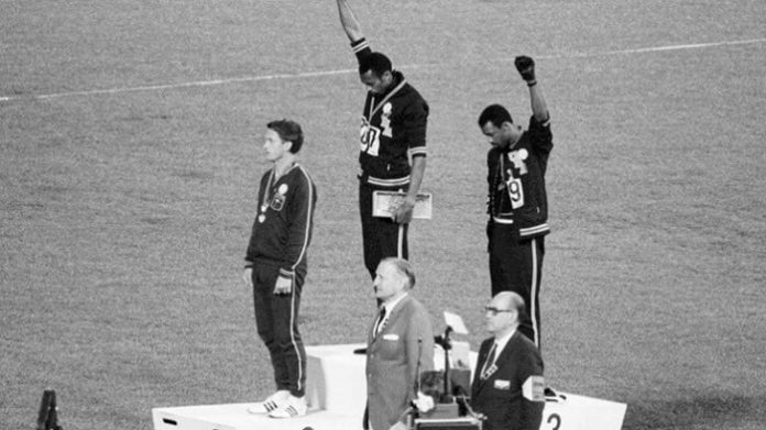 Peter Norman, photo 1968