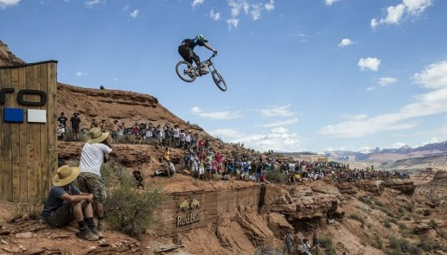 Comment suivre le Red Bull Rampage 2015 en direct ?