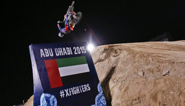 Live: Suivez en direct la finale des Red Bull X-Fighters d'Abu Dhabi