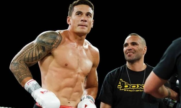 Sonny Bill Williams, All Black le jour, boxeur la nuit