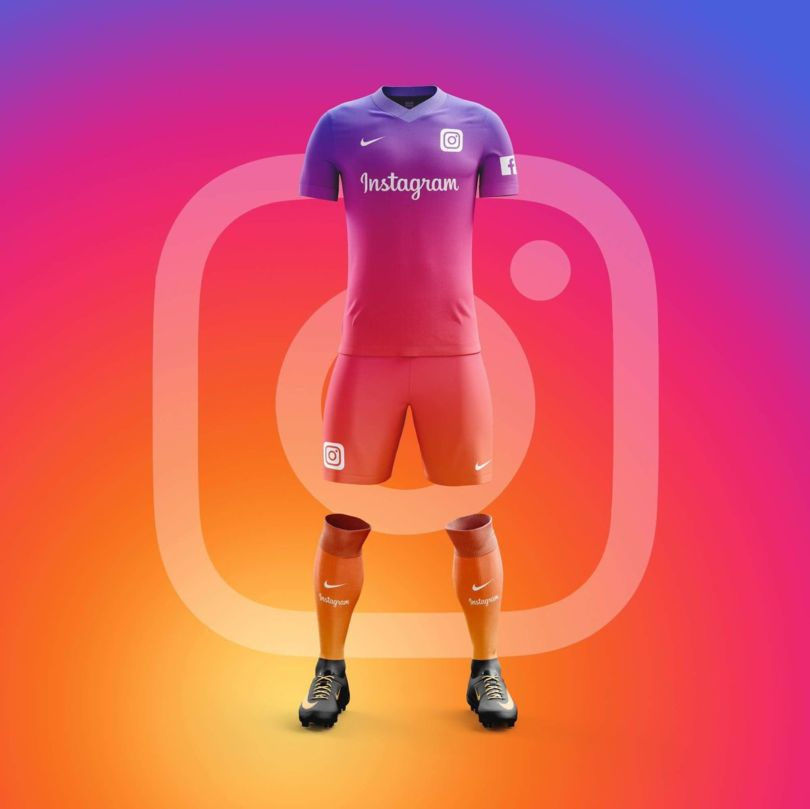 Graphic UNTD, Instagram FC