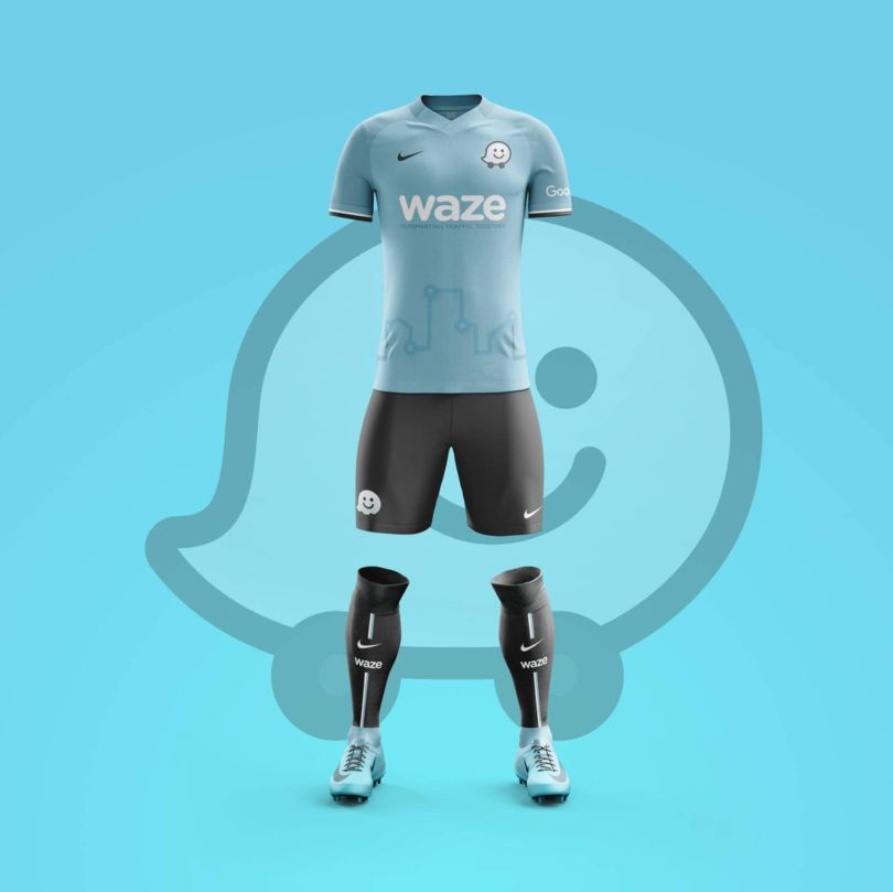 Graphic UNTD, Waze Olympique